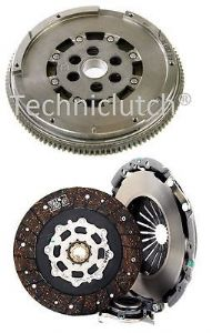 LUK DUAL MASS FLYWHEEL DMF CLUTCH KIT FIAT MAREA 1.9 JTD 110